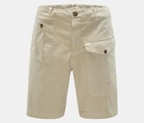 Shorts 'Lorenzo' beige