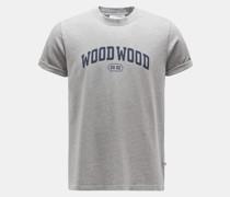 Rundhals-T-Shirt 'Bobby IVY' grau
