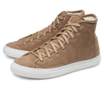 Diemme - High Top Sneaker 'Veneto Alto' hellbraun