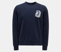 HerrenRundhals-Sweatshirt navy