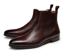 Chelsea Boot rotbraun