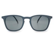 Sonnenbrille '#E Sun' grau/grau