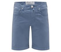 Bermudas 'PW6636 Comfort Slim Fit' rauchblau