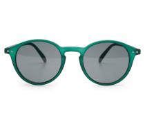 Sonnenbrille '#D Sun' dunkelgrün/grau