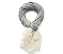 Schal grau/beige