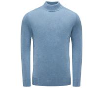 Cashmere Pullover rauchblau