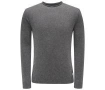 C.P. Company - R-Neck Pullover grau