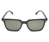 Sonnenbrille 'OPLL' schwarz/grau