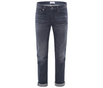 Jeans 'SL' dunkelgrau