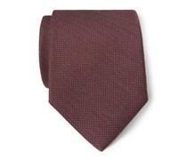 Ermenegildo Zegna - Krawatte dunkelrot