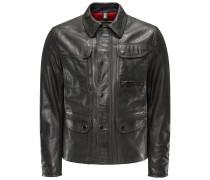 Matchless - Lederjacke 'Kensington Limited Edition' dunkelbraun