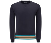 R-Neck Sweatshirt dark navy