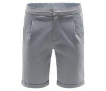 Jersey-Shorts 'Carl' grau