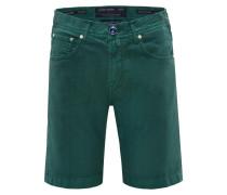 Bermudas 'J6636 Comfort Slim Fit' dunkelgrün