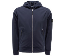 Softshell-Jacke 'Light Soft Shell-R' dark navy
