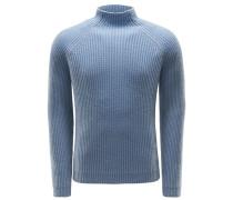 Cashmere Pullover 'Lino' rauchblau