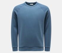 HerrenRundhals-Sweatshirt 'Kirby' petrol