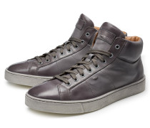 High Top Sneaker grau