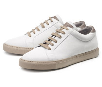Brunello Cucinelli - Sneaker grau/braun