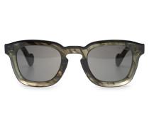 Sonnenbrille oliv/grau