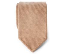 Krawatte hellbraun