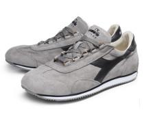 Sneaker 'Equipe Stone Wash' hellgrau/schwarz