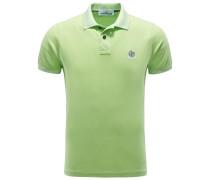 Poloshirt hellgrün