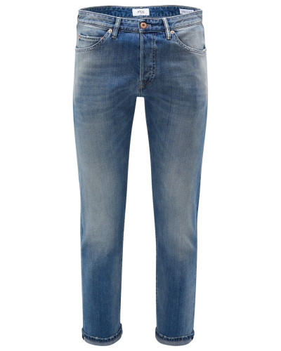 Jeans 'Breakbeat Relaxed Fit' graublau