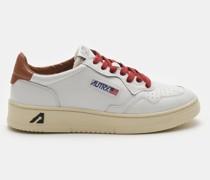 HerrenSneaker 'Medalist' weiß/braun