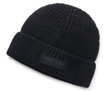 Woolrich - Mütze schwarz
