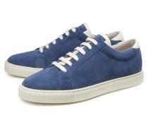 Sneaker rauchblau/offwhite