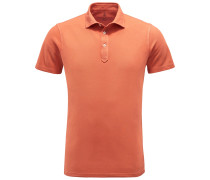 Jersey-Poloshirt orange