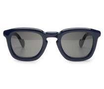 Sonnenbrille navy/dark olive/grau