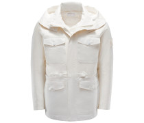 Daunenjacke 'Tank Shield Ghost Piece' offwhite