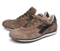 Sneaker 'Equipe Stone Wash' braun/schwarz