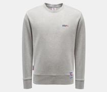 HerrenRundhals-Sweatshirt grau