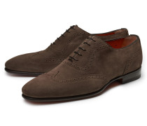 Fullbrogue braun