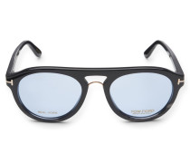 Brillenfassung 'Tom N.3' dunkelbraun