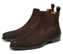 Santoni - Chelsea Boot dunkelbraun