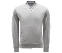 Sweat-Blouson grau