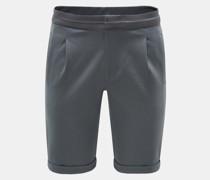 HerrenJersey-Shorts 'Carl' graublau