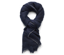 Schal dark navy