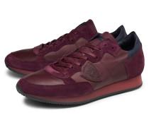 Sneaker 'Tropez' bordeaux