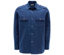 Overshirt 'Pacific' navy