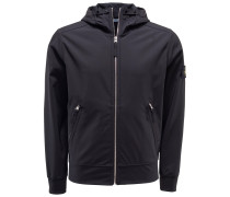 Softshell-Jacke 'Light Soft Shell-R' schwarz