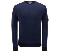 R-Neck Sweatshirt navy