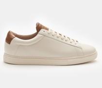 HerrenSneaker 'ZSP4 APLA' creme/braun