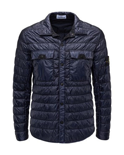 stone island herren stone island daunenjacke navy. Black Bedroom Furniture Sets. Home Design Ideas