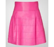 "leather skirt ""love&war"""