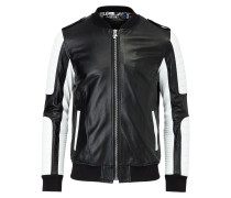 "leather jacket ""chelsea"""